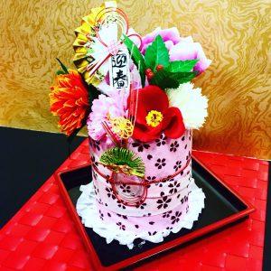 訪日外国人が喜ぶ体験、手ぬぐいケーキとは?